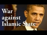 Obama seeks war authorization against Islamic State