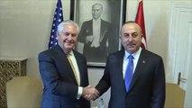 تركيا وأميركا تؤكدان الالتزام بوحدة أراضي سوريا