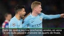 """Premier League - Guardiola : """"Les clubs anglais comptent vraiment en Ligue des champions"""""""