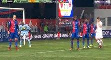 Yunis Abdelhamid 1 - 2! Ajaccio vs Reims! 16_02_2018