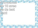 PNY Carte mémoire MicroSDXC Performance 64 Go Classe 10 avec une vitesse de lecture allant