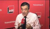 François Fillon sur les sondages de popularité