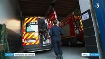 Service civique : volontaires chez les pompiers