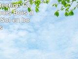 Sony Xperia Z5 Housse Étui Protection Coque Look bois Bois de violette Sol en bois