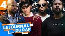 JDR #4 : Un nouvel album pour Damso ? Rohff lâche un inédit, Orelsan valide Niska...