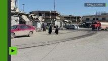 Ville fantôme : les habitants de Raqqa laissés pour compte depuis la libération de la ville