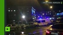 Russie : une explosion dans un supermarché à Saint-Pétersbourg fait plusieurs blessés