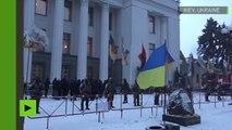 La police ukrainienne recherche l'ancien président géorgien Mikhaïl Saakachvili