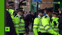«J'ai vu des gens brûlés au visage» : des témoins racontent l'attentat du métro de Londres à RT