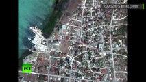 Avant et après : des images satellites montrent les dégâts d'Irma dans les Caraïbes et en Floride
