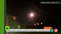 Tir de missiles iraniens sur des zones rebelles en Syrie en représailles à l'attentat de Téhéran