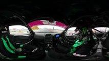 Des courses à 360° : pilotage automobile spectaculaire sur la piste Moscow Raceway