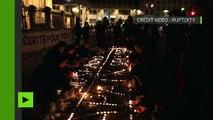 Après les débordements de Paris, Lyon rend hommage à Liu Shaoyo avec un rassemblement pacifique
