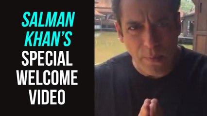 Salman Khan Welcomes Fans To Bangkok With New Instagram Video