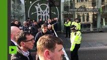 Royaume-Uni : évacuation massive du Pont de Londres pour raisons de sécurité