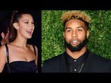 Odell Beckham Jr. Flirts With Bella Hadid On Instagram | Hollywood Buzz