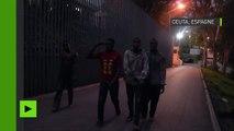 Près de 400 migrants forcent la frontière Maroc-Espagne à Ceuta