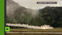 2000 militaires réunis pour des entraînements communs entre les Etats-Unis et les Philippines