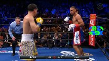 Keith -One Time- Thurman vs. Danny -swift- Garcia Mar. 2017 -AZ BOX Thurman wins