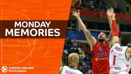 Monday Memories: CSKA set new club scoring record