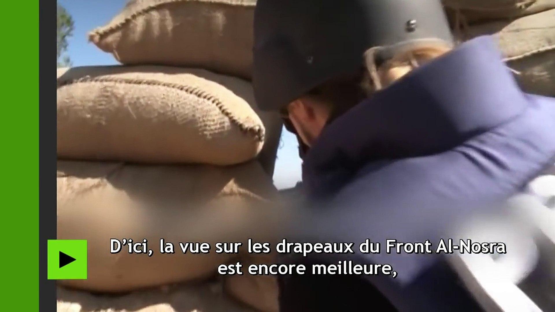 Combattants Front Al-Nosra à RT : Ankara protège et ravitaille le Front Al-Nosra (VIDEO EXCLUSIVE)