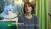 """Apologie du terrorisme : MSF répond aux accusations """"outrancières"""" du CRIF"""
