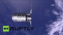 Le ravitailleur Cygnus rejoint avec succès la Station Spatiale Internationale (ISS)