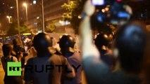 Au Brésil, une manifestation paisible» dégénère après l'intervention de la police anti-émeute