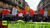 Paris : les travailleurs immigrés exigent de meilleurs logements et l'égalité des droits