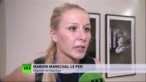 Marion Maréchal-Le Pen à RT: «Il est grand temps de s'atteler avec les Russes contre Daesh»