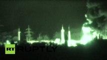 Kiev a repris ses bombardements sur le sud-est de l'Ukraine privant ses habitants d'électricité