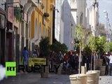 Pérou, Arequipa : des manifestations contre un projet minier tournent mal