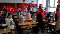 Adana-Öğrencilerden, Mehmetçiğe Moral Mektubu