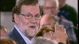 Rajoy pone en valor al PP frente a los oportunismo