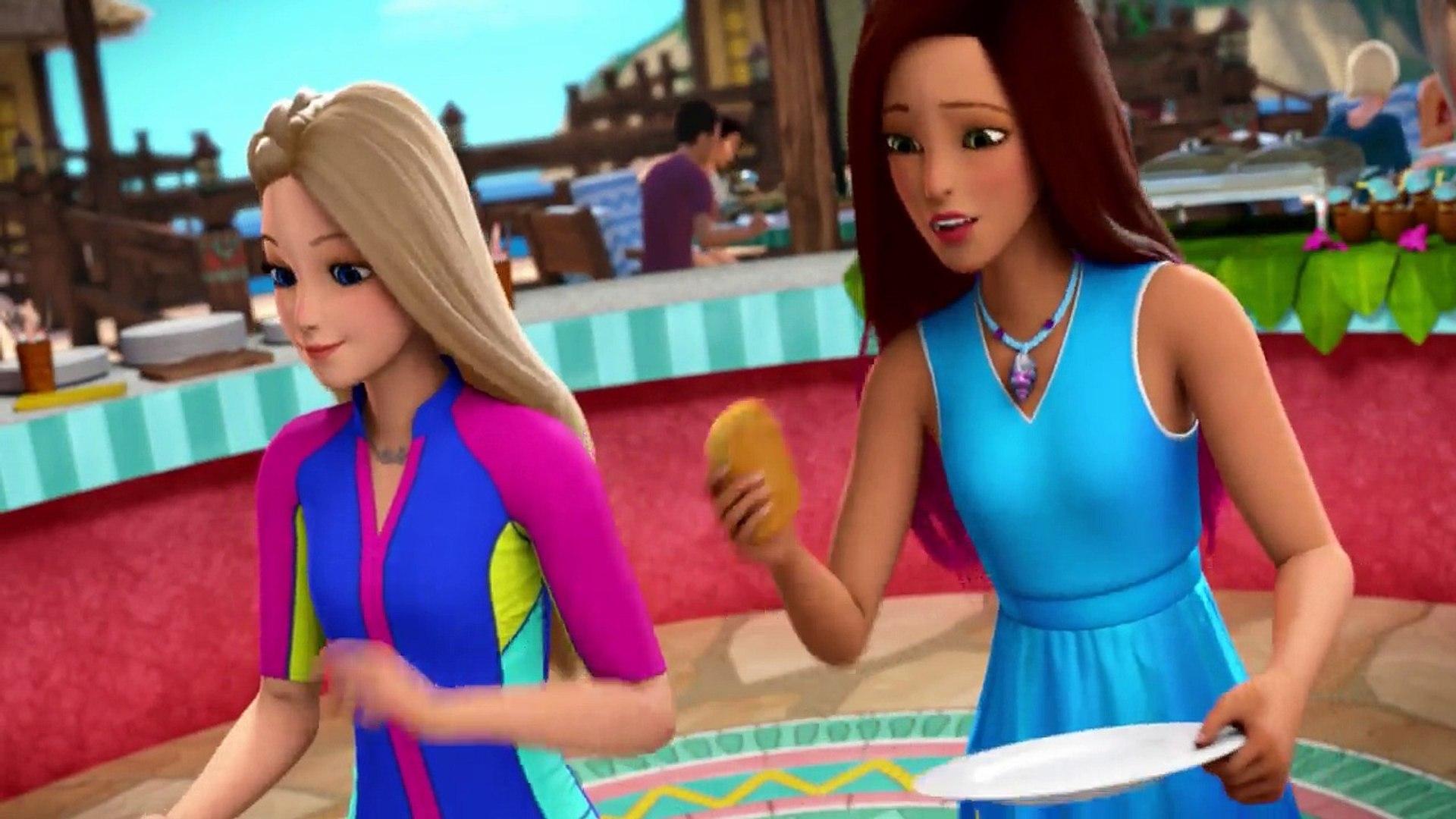 Barbie Dolphin Magic Full Movie For Kids Part-2| Kids Mania