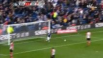 Jose Rondon Goal HD - West Brom 1 - 2 Southampton - 17.02.2018 (Full Replay)