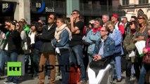 Cologne : l'Allemagne rend hommage aux victimes du crash de Germanwings
