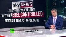 Le point de vue des médias occidentaux sur la crise en Ukraine évolue