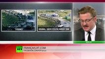 La chaîne allemande ZDF sous le feu des critiques pour une fausse photo de «chars russes en Ukraine»