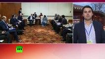 Pékin accueille une réunion des chefs de diplomatie indien, russe et chinois