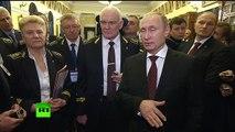 Poutine propose prolonger le droit de séjour des citoyens ukrainiens en Russie