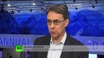Human rights watch : les deux parties au conflit ukrainien violent les conventions de Genève