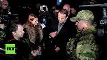 Ukraine: premier échange de prisonniers entre Kiev et les séparatistes