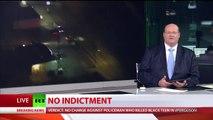 Emeutes à Ferguson : coups de feu, cocktails Molotov et gaz lacrymogène