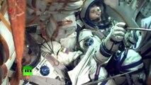 La Station spatiale internationale accueille une nouvelle expédition