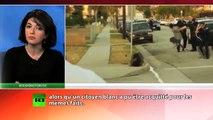 Etats-Unis : des citoyens se mobilisent contre la violence policière et l'arbitraire  judiciaire