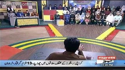 Khabardar with Aftab Iqbal – 17th February 2018