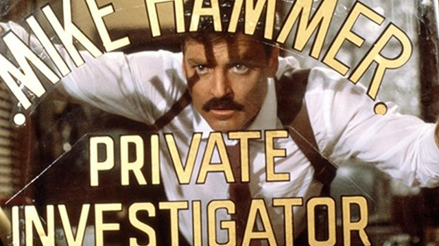 MIKE HAMMER CAPITULO 03  SERIE TV DETECTIVES RETRO NOSTALGIA 80´S,RETRO,NOSTALGIA,VINTAGE,TELEVISION DEL RECUERDO,RED MARABUNTA PREMIOS