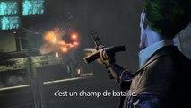 Batman Arkham Origins - Mode Multijoueur - Batman & Robin