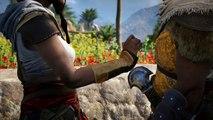 Assassin's Creed Origins - Trailer de lancement des figurines et répliques